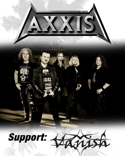 axxis + suport